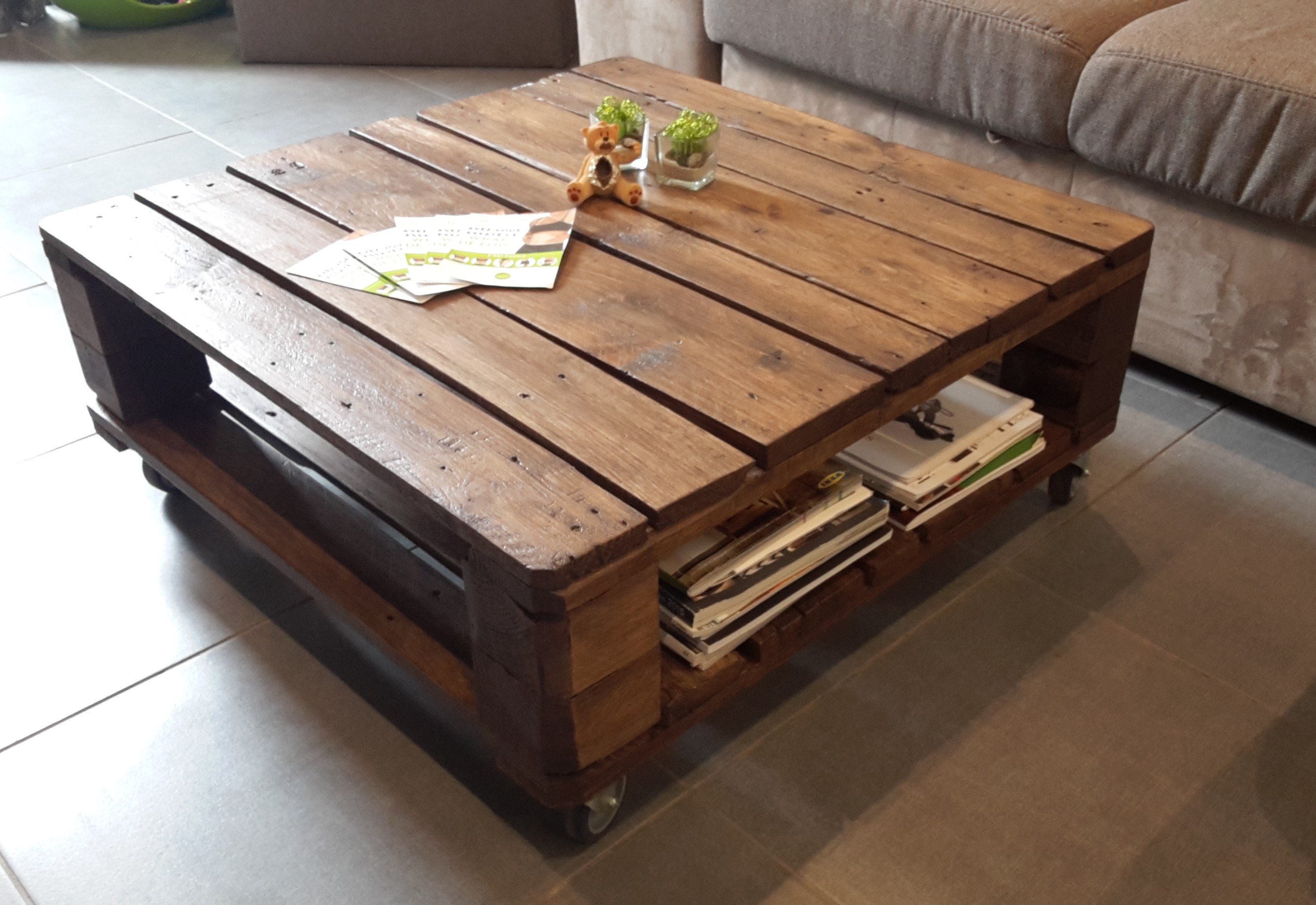 Table Lil'you Basse Oo · Création H9ED2IW